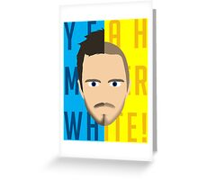 Breaking Bad, Jesse Pinkman Greeting Card