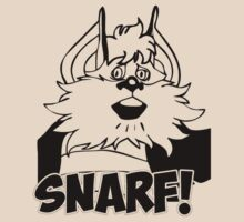 Snarf by rudeboyskunk