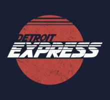 Detroit Express by KDGrafx