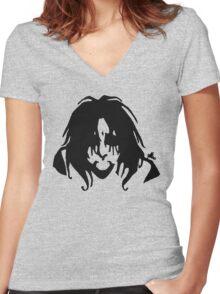 Alice Women's Fitted V-Neck T-Shirt