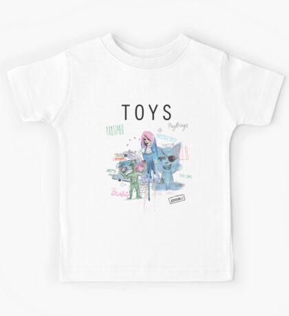Toys! Kids Tee