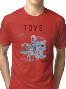 Toys! Tri-blend T-Shirt