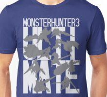 Monster Hunter 3 Ultimate - Crew Unisex T-Shirt