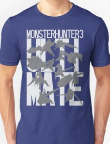 Monster Hunter 3 Ultimate - Crew T-Shirt