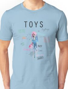 Doll! Unisex T-Shirt
