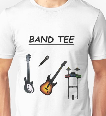 Band Tee Unisex T-Shirt