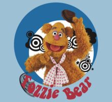 Fozzie Bear by hboyce12