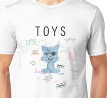 Ted! Unisex T-Shirt