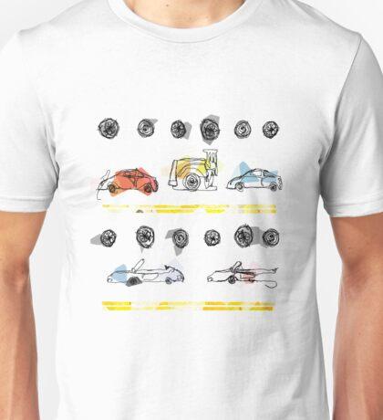 Cars! Unisex T-Shirt