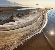 Salt And Sand by Gene Praag
