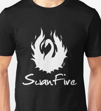 OUAT - SwanFire (white) Unisex T-Shirt