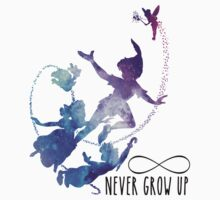 Never Grow Up by hboyce12