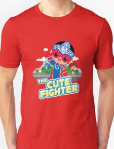 The Cute Fighter Unisex T-Shirt