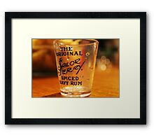Sailor Jerry Framed Print