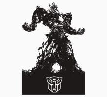 Transformers - Optimus Prime Kids Tee