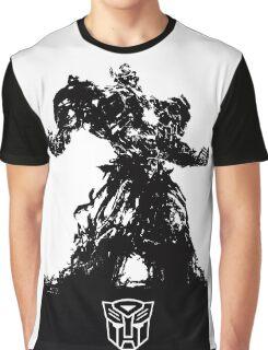 Transformers - Optimus Prime Graphic T-Shirt