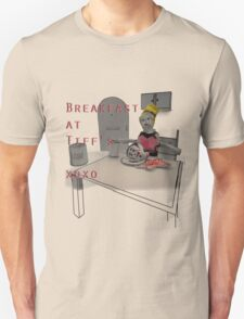 Breakfast at Tiffany's! xoxo T-Shirt