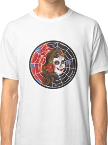 Day of the dead moon Classic T-Shirt
