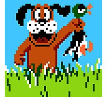 """Retro Retriever"" Duck Hunt Photographic Print"
