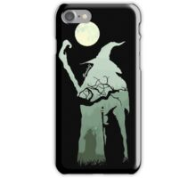 Gandalf - The Lord Of The Rings. iPhone Case/Skin