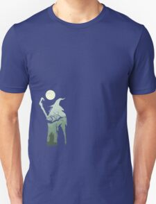 Gandalf - The Lord Of The Rings. Unisex T-Shirt
