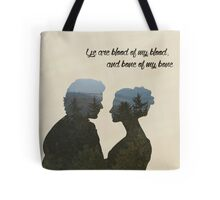 Blood of my blood Tote Bag