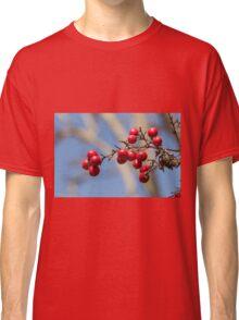 red berries Classic T-Shirt
