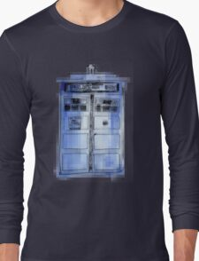 Tardis! Long Sleeve T-Shirt