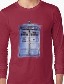 Tardis! Long Sleeve T-Shirt