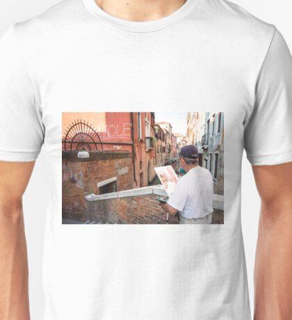 Painter Man  Unisex T-Shirt