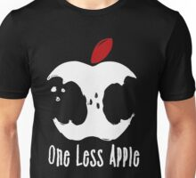 One Less Apple Unisex T-Shirt