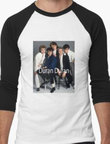 Duran Duran Men's Baseball ¾ T-Shirt