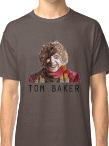 Tom Baker! Classic T-Shirt
