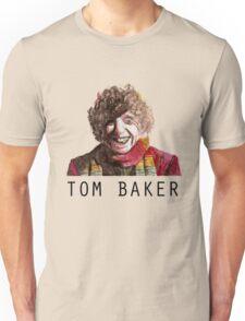 Tom Baker! Unisex T-Shirt