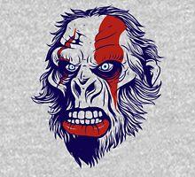 Kratos Gorilla Zipped Hoodie