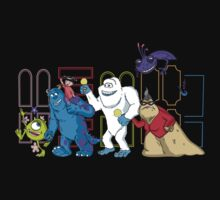 Where The Wild Monsters Are Kids Clothes
