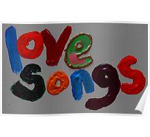 love songs Poster
