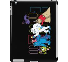 Where The Wild Monsters Are iPad Case/Skin