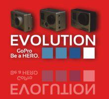 GoPro - EVOLUTION - Reflection Kids Clothes