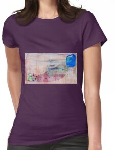 Doctor Who! Womens Fitted T-Shirt