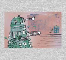 Doctor Who!  Kids Tee