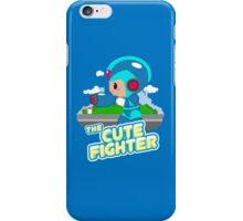 Cute Rockman iPhone Case/Skin