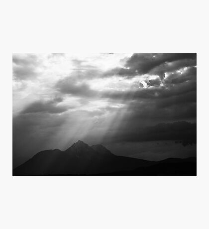 Heavenly Light Photographic Print