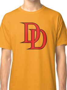Daredevil Logo Classic T-Shirt