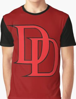 Daredevil Logo Graphic T-Shirt