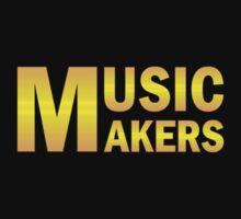Music Makers  (OY)  decoration Clothing & Stickers by goodmusic