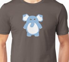 Cute Elephant Unisex T-Shirt