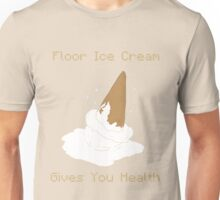 Floor Ice Cream Gives You Health - Kid Icarus Unisex T-Shirt