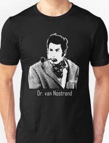 Cool Cosmo Kramer (Dr. van Nostrand) Tee! T-Shirt