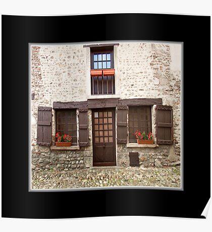 Perouge Windows & Doors  2 Poster